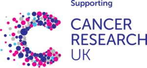 Supporting Cancer Research UK Logo
